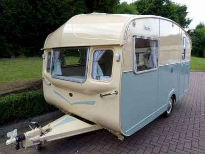70 spectacular vintage trailers rv living ideas (47)