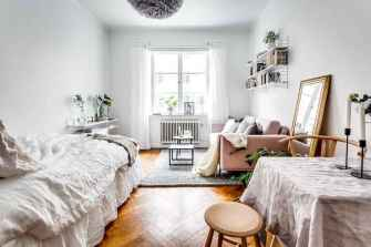 77 amazing small studio apartment decor ideas (18)
