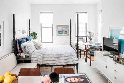 77 amazing small studio apartment decor ideas (21)