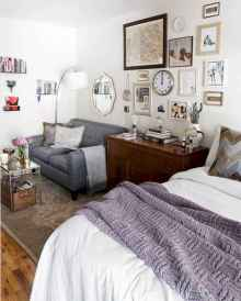 77 amazing small studio apartment decor ideas (22)