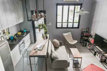 77 amazing small studio apartment decor ideas (23)