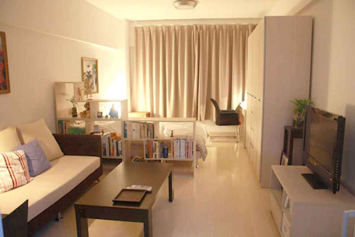77 amazing small studio apartment decor ideas (62)