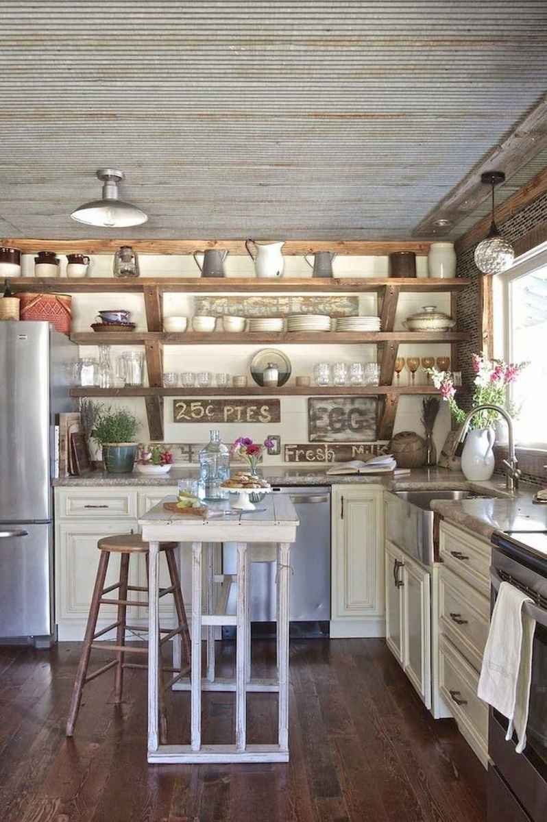 77 best rustic renovations ideas for farmhouse style (48)