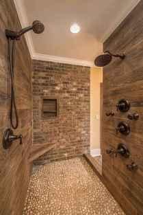 80 best farmhouse tile shower ideas remodel (31)