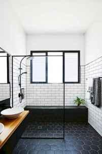 80 best farmhouse tile shower ideas remodel (7)