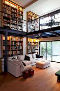 80 stunning modern apartment living room decor ideas (12)