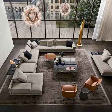 80 stunning modern apartment living room decor ideas (47)