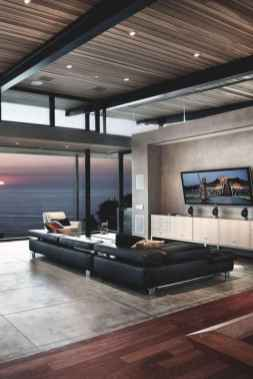 80 stunning modern apartment living room decor ideas (65)