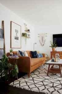 88 beautiful apartment living room decor ideas with boho style (110)