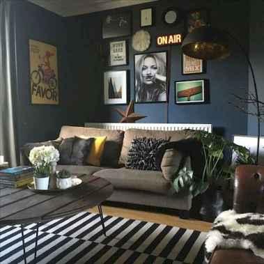 88 beautiful apartment living room decor ideas with boho style (154)