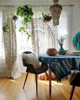 88 beautiful apartment living room decor ideas with boho style (167)
