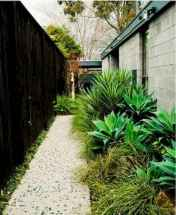 90 beautiful side yard garden decor ideas (15)