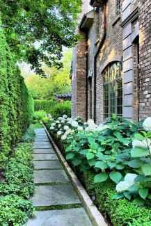 90 beautiful side yard garden decor ideas (77)