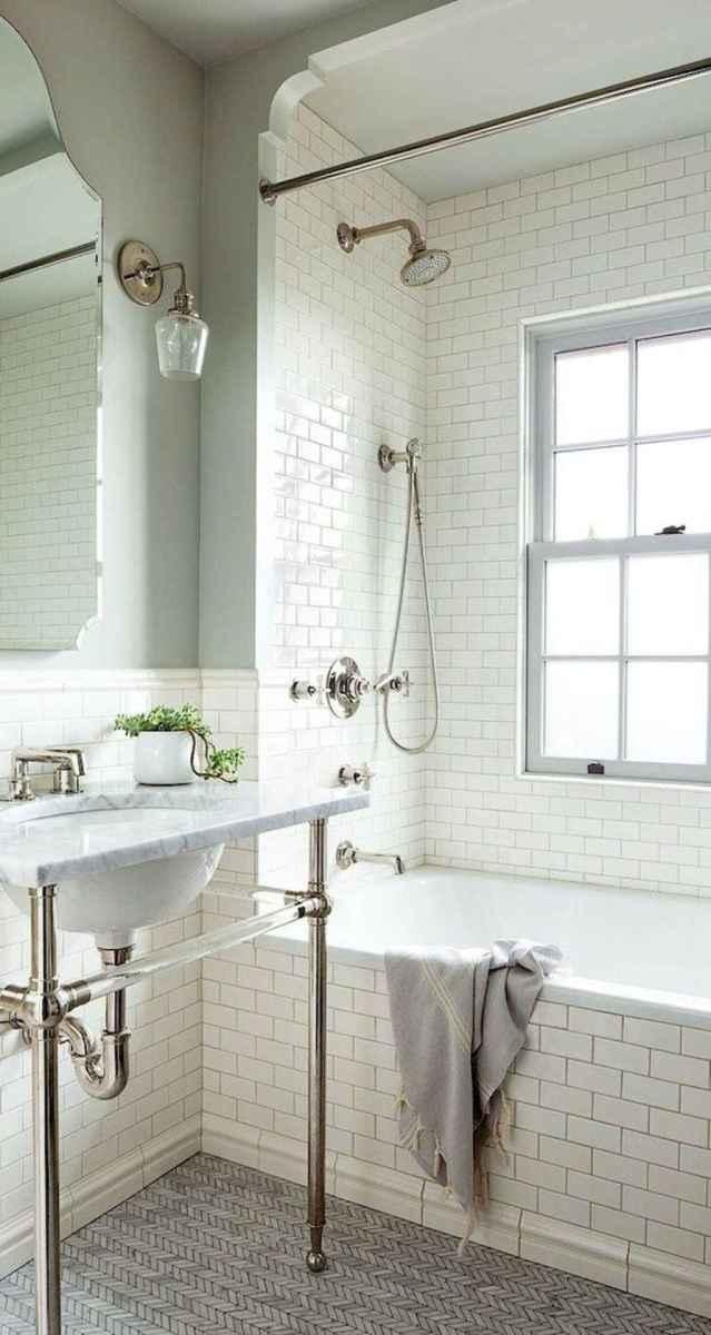 90 best lamp for farmhouse bathroom lighting ideas (26)