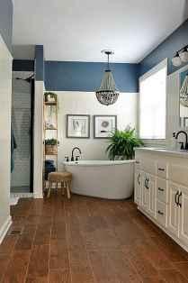 90 best lamp for farmhouse bathroom lighting ideas (60)