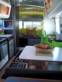 90 modern rv remodel travel trailers ideas (1)
