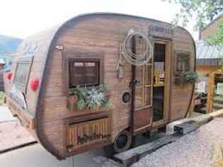 90 modern rv remodel travel trailers ideas (11)