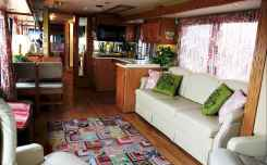 90 modern rv remodel travel trailers ideas (23)