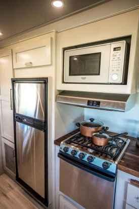 90 modern rv remodel travel trailers ideas (28)
