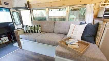 90 modern rv remodel travel trailers ideas (43)