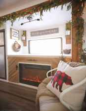90 modern rv remodel travel trailers ideas (47)