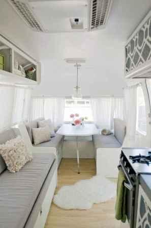 90 modern rv remodel travel trailers ideas (65)