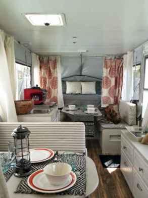 90 modern rv remodel travel trailers ideas (73)