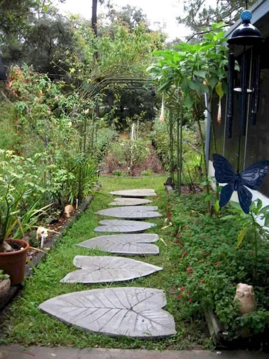 Top 100 stepping stones pathway remodel ideas (21)