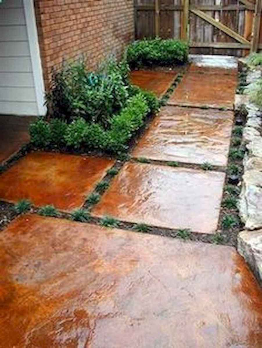 Top 100 stepping stones pathway remodel ideas (29)
