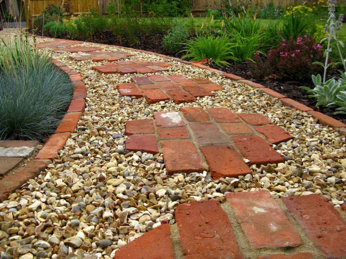 Top 100 stepping stones pathway remodel ideas (67)