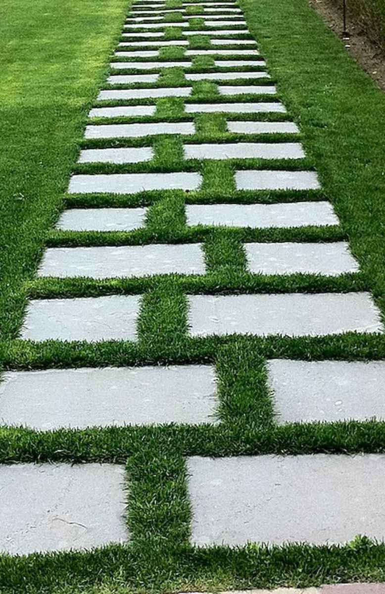 Top 100 stepping stones pathway remodel ideas (73)