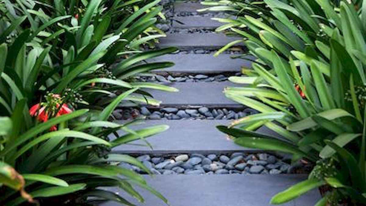 Top 100 stepping stones pathway remodel ideas (76)