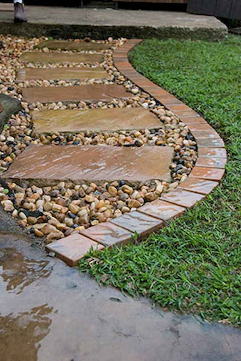 Top 100 stepping stones pathway remodel ideas (93)