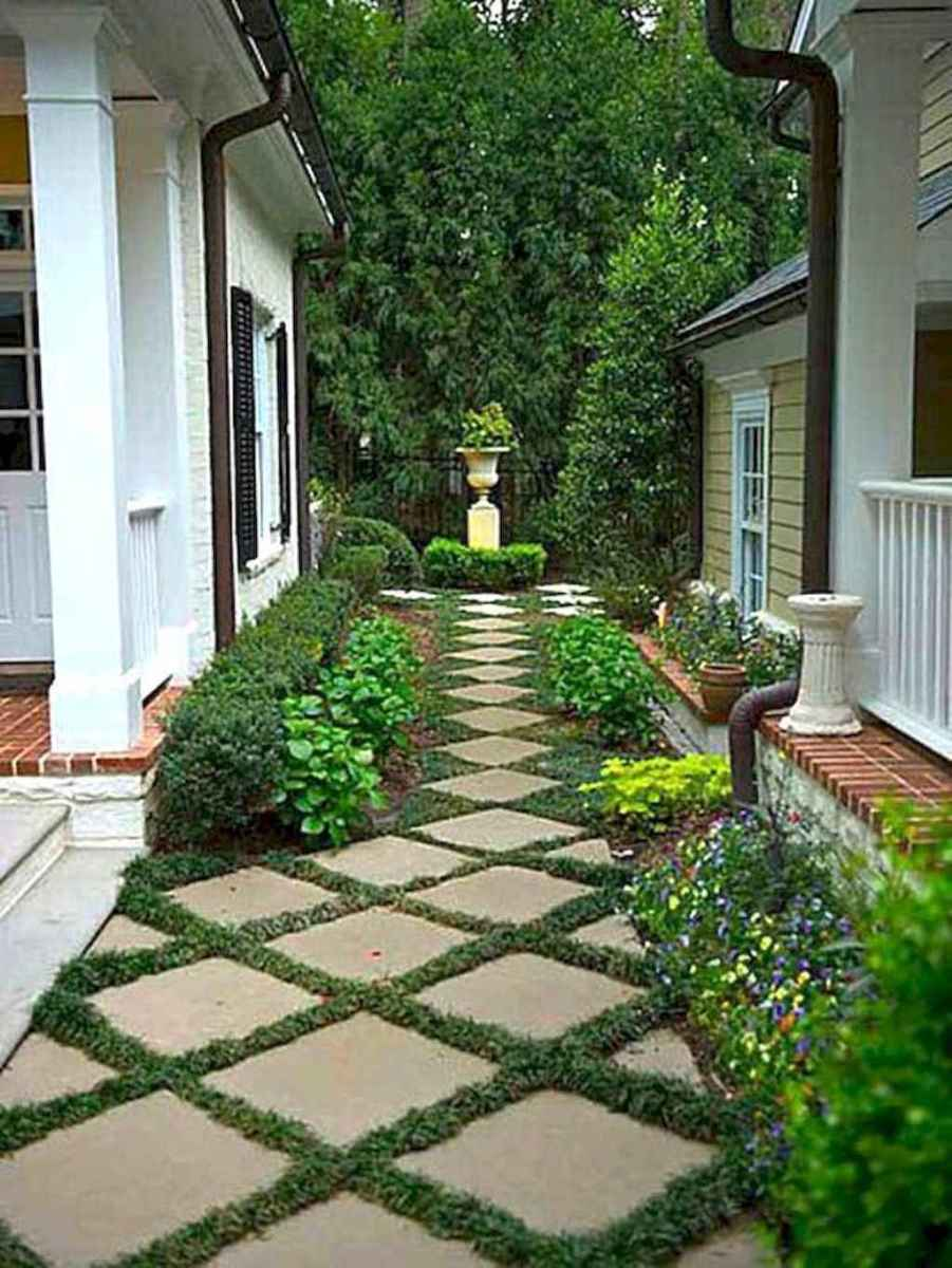 Top 100 stepping stones pathway remodel ideas (95)