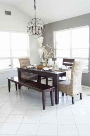 100 best farmhouse dining room decor ideas (131)