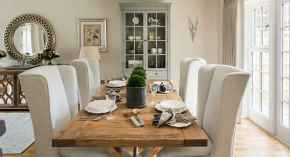 100 best farmhouse dining room decor ideas (133)