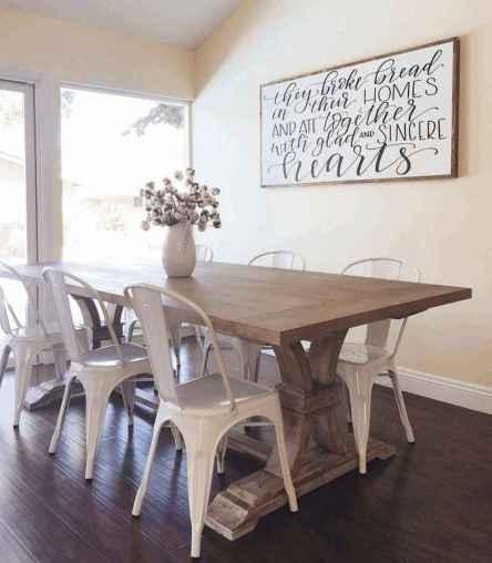 100 best farmhouse dining room decor ideas (149)