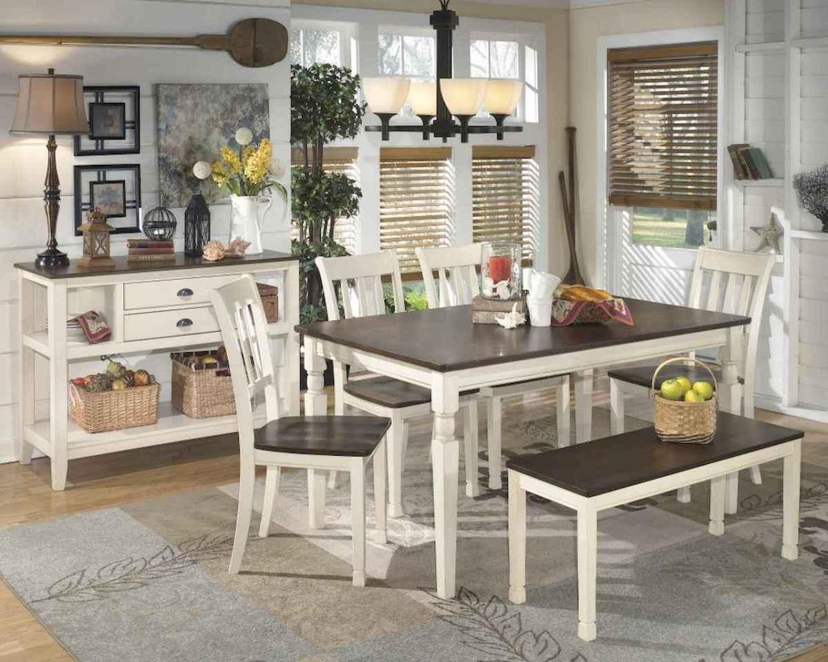 100 best farmhouse dining room decor ideas (204 ...