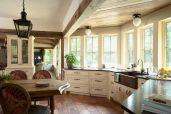 100 best farmhouse dining room decor ideas (3)