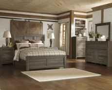 100 elegant farmhouse master bedroom decor ideas (12)