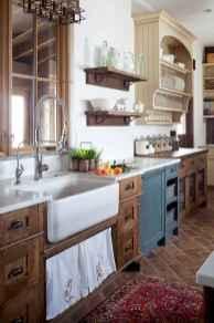 110 amazing farmhouse kitchen decor ideas (25)