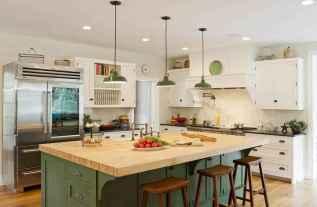 110 amazing farmhouse kitchen decor ideas (62)