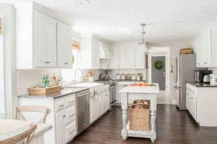 110 amazing farmhouse kitchen decor ideas (89)
