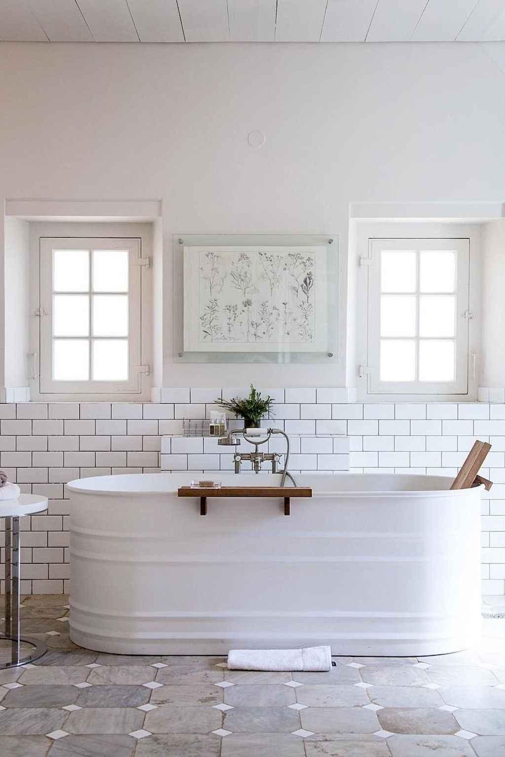 110 best farmhouse bathroom decor ideas (10)