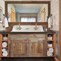 110 best farmhouse bathroom decor ideas (27)