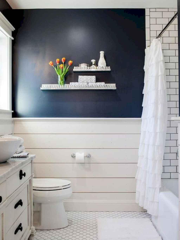 110 best farmhouse bathroom decor ideas (81)