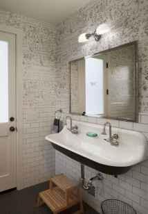 110 best farmhouse bathroom decor ideas (90)