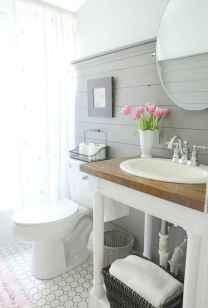 110 best farmhouse bathroom decor ideas (91)