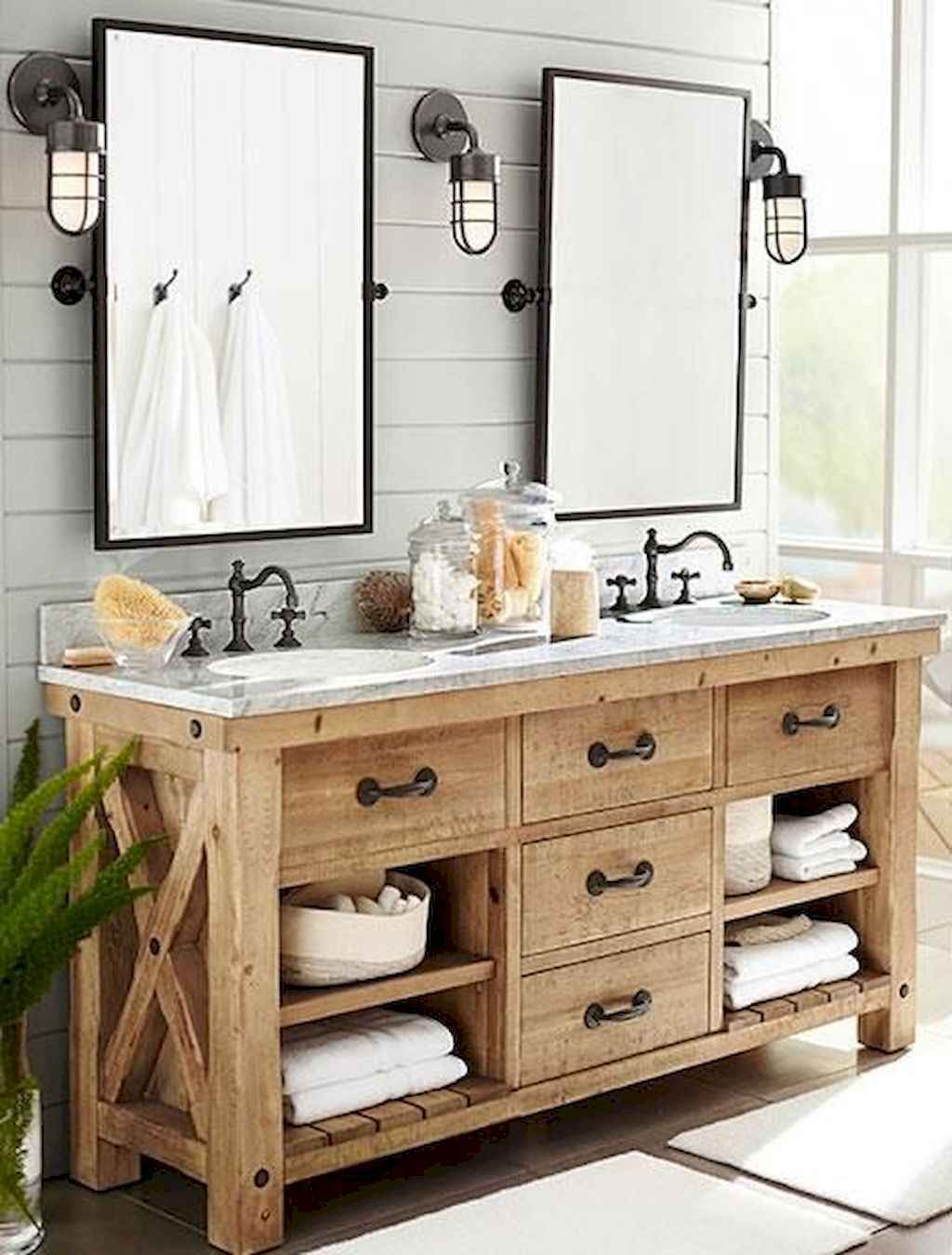 111 awesome small bathroom remodel ideas on a budget (36)