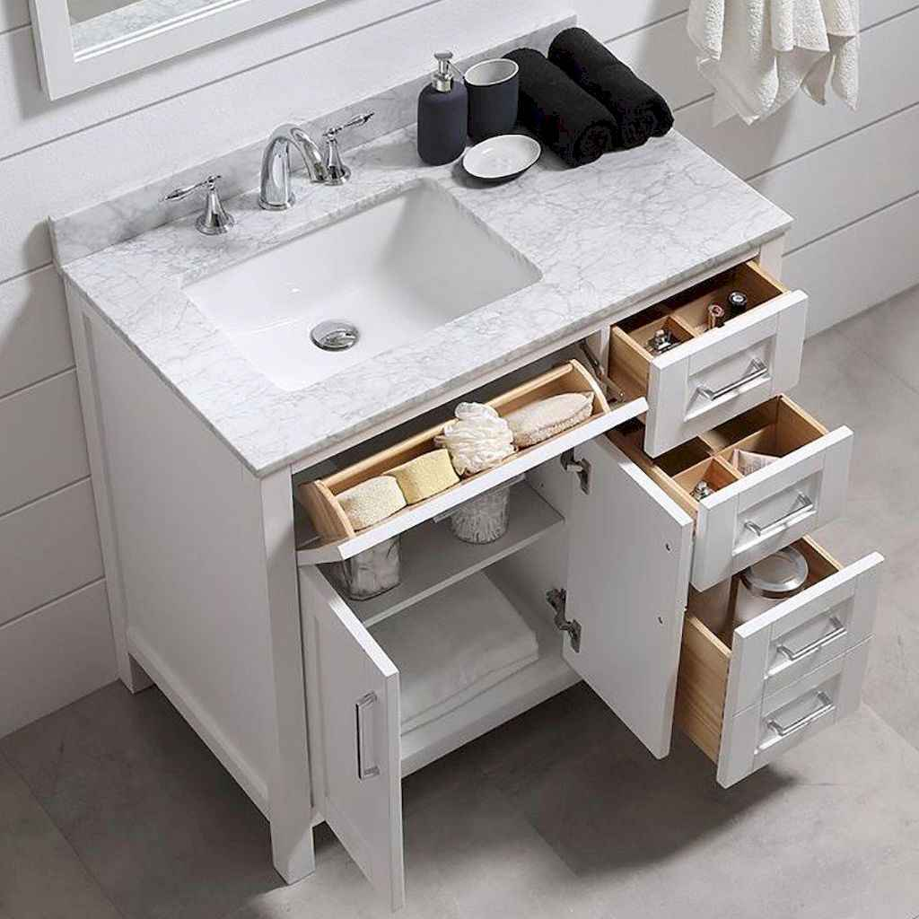 111 awesome small bathroom remodel ideas on a budget (41)